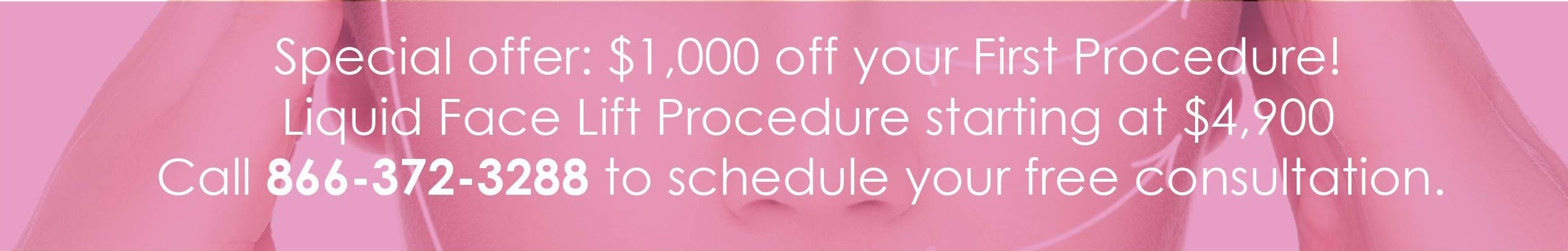 Plastic Surgery Offers and Discounts